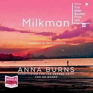 Milkman de Anna Burns