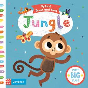 Jungle de Campbell Books
