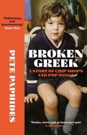 Paphides, P: Broken Greek imagine