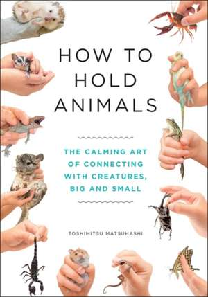 How to Hold Animals imagine