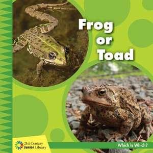 Frog or Toad de Tamra Orr