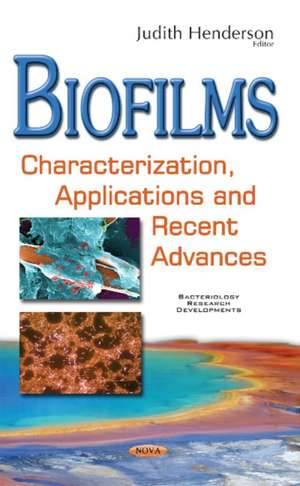 Biofilms imagine
