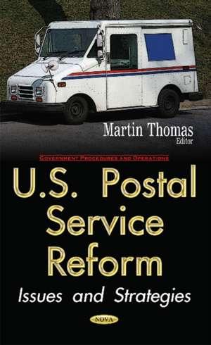 U.S. Postal Service Reform imagine