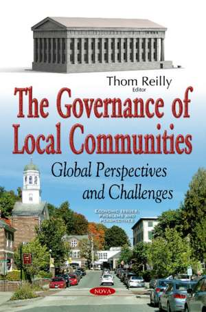 Governance of Local Communities