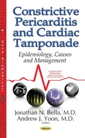 Constrictive Pericarditis & Cardiac Tamponade