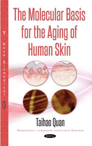 Molecular Basis for the Aging of Human Skin