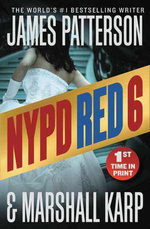 NYPD Red 6 de James Patterson