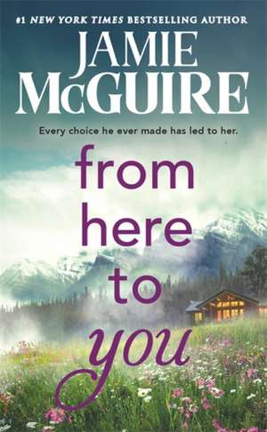 From Here to You de Jamie McGuire