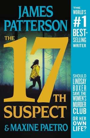 The 17th Suspect de James Patterson