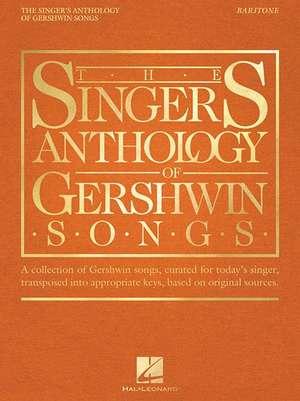 The Singer's Anthology of Gershwin Songs - Baritone de George Gershwin