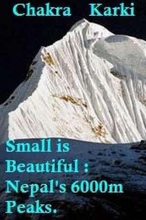 Small Is Beautiful de Karki, Chakra