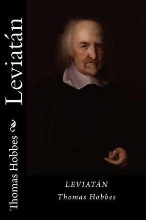 Leviatan (Spanish Edition) de Thomas Hobbes