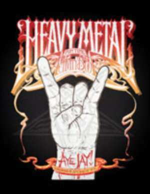 The Heavy Metal Fun Time Activity Book imagine