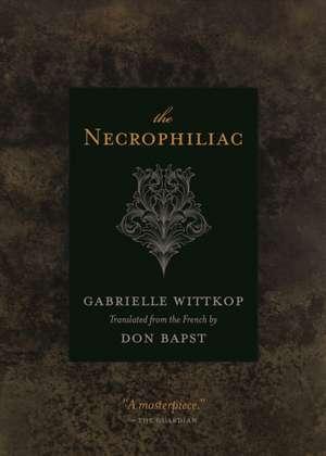 The Necrophiliac imagine