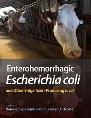 Enterohemorrhagic Escherichia Coli and Other Shiga Toxin-Producing E. Coli