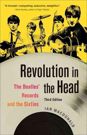 Revolution in the Head:  The Beatles' Records and the Sixties de Ian MacDonald