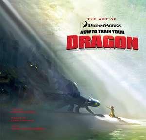 The Art of How to Train Your Dragon de Tracey Miller-Zarneke