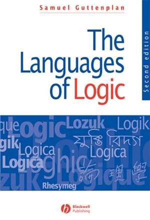 The Languages of Logic imagine