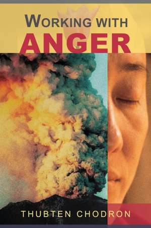 Working with Anger de Thubten Chodron