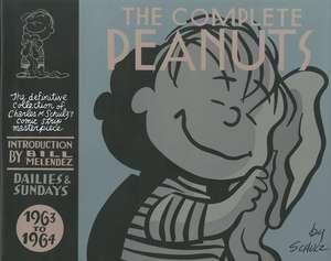 The Complete Peanuts 1963-1964 de Charles M Schulz