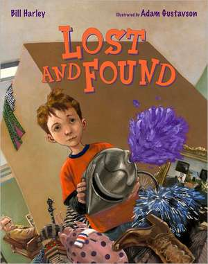 Lost and Found de Bill Harley