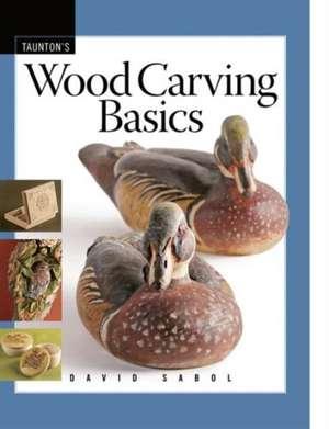 Wood Carving Basics imagine