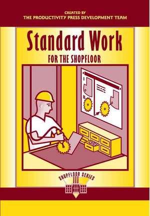 Standard Work for the Shopfloor imagine