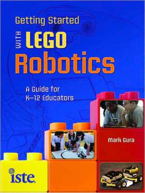 Getting Started with Lego Robotics