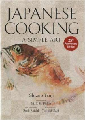 Japanese Cooking: A Simple Art de Shizuo Tsuji