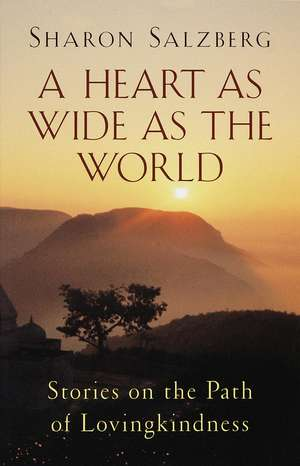 A Heart as Wide as the World de Sharon Salzberg