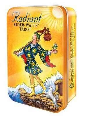 Radiant Rider-Waite in a Tin de Pamela Colman Smith