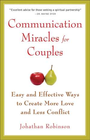 Communication Miracles for Couples imagine