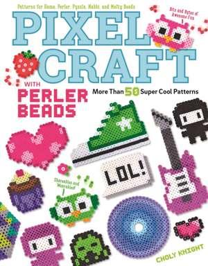 Pixel Craft with Perler Beads imagine