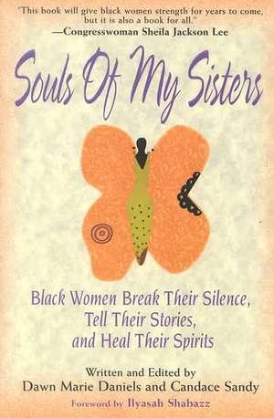 Souls of My Sisters de Dawn Marie Daniels