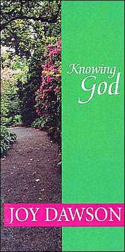 Knowing God de Joy Dawson