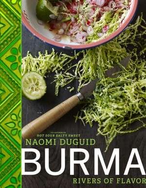 Burma de Naomi Duguid