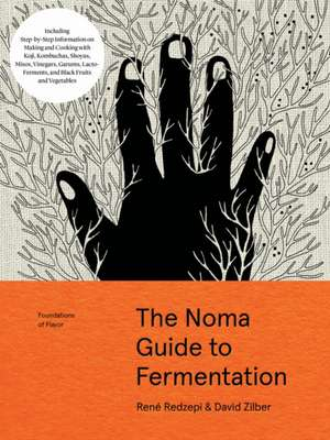 The Noma Foundations of Flavour de Rene Redzepi