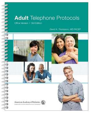 Adult Telephone Protocols