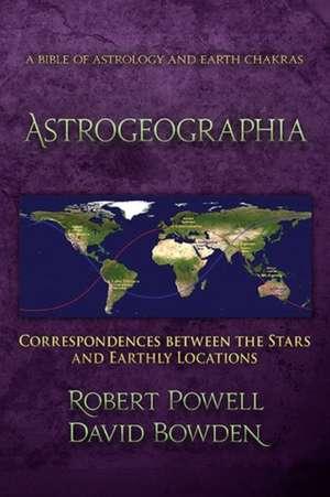 Astrogeographia de Robert Powell