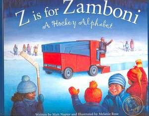 Z Is for Zamboni imagine