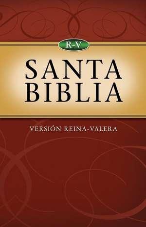 Santa Biblia-RV-1909 de Barbour Publishing