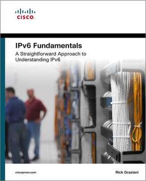 IPv6 Fundamentals de Rick Graziani