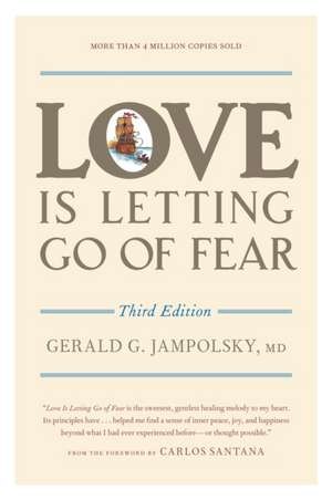 Love Is Letting Go of Fear:  Magick for Young Witches de Gerald G. Jampolsky