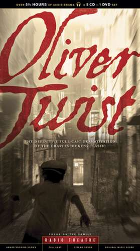 Oliver Twist [With DVD] de Focus on the Family