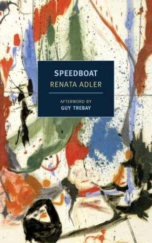 Speedboat de Renata Adler