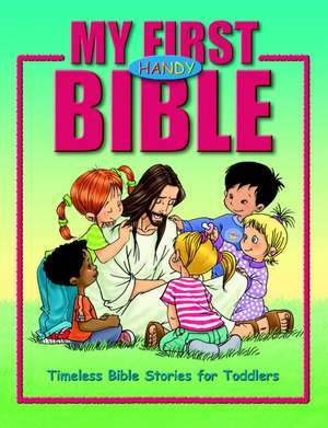 My First Handy Bible de Cecilie Olesen