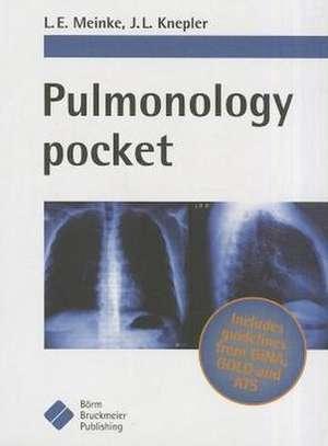 Pulmonology Pocket