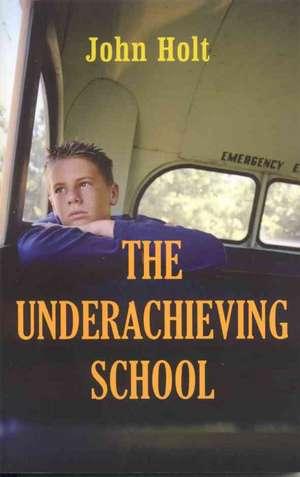 Underachieving School imagine
