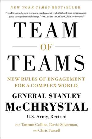 Team of Teams de Stanley A. McChrystal
