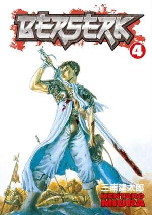 Berserk Volume 4 de Kentaro Miura